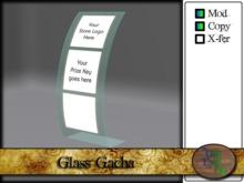 >^OeC^< Glass Gacha v2.0