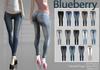 Blueberry mia skinny jeans