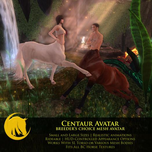 BC Centaur Avatar