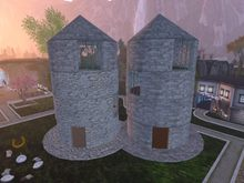 {{P.I.D&D}}  Medieval Forest Tower 2 versions