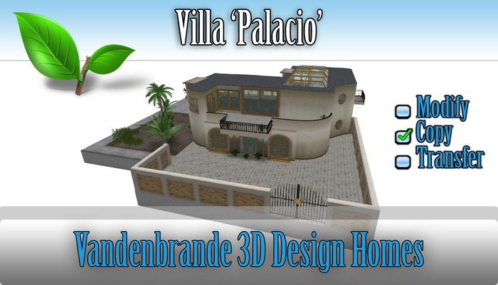~*VDB3Design*~ Villa - Palacio + a car! 300c 5.7 V8 included! See pic! Partially furnished villa! Removeable furniture!