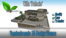 ~*VDB3Design*~ Villa - Palacio + a car! 300c 5.7 V8 included! See pic! Partially furnished villa! Removeable furniture!