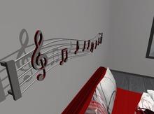 """wall lamp """"Symphony"""""""