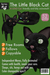 The Black Cat: LOLO Virtual Pet Cats - SERIES 4