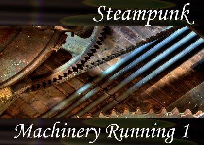 Atmo-Steampunk - Machinery Running 1 1:00