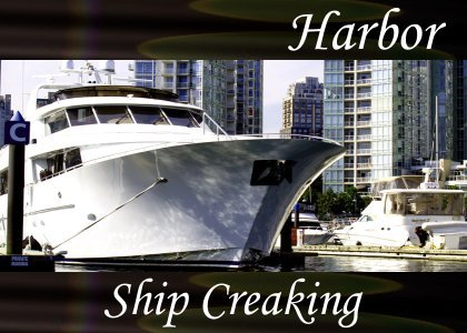 Atmo-Harbor - Ship Creaking 1:30