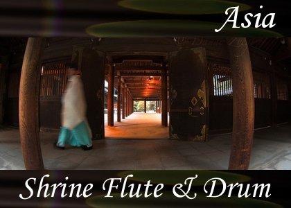 Atmo-Asia - Shrine Flute and Drum 0:50