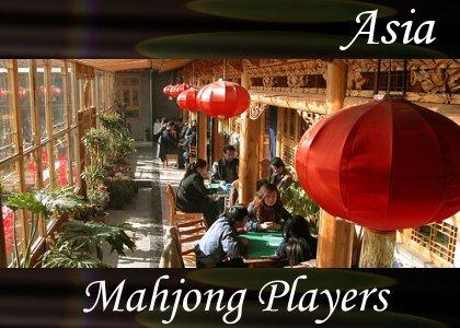 Atmo-Asia - Mahjong Crowd 1:00