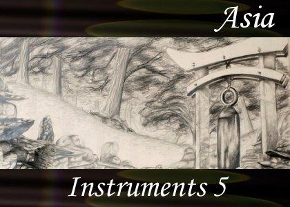 Atmo-Asia - Instruments 5 0:50