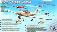 <ZSK> PA-38 Tomahawk v1.0 (BOXED)