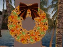 Seaside Fall Wreath