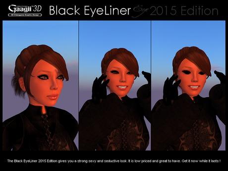 Gaagii - Black EyeLiner