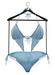 !RH / Chasta - Mesh - Bikini - (Blue)