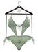 !RH / Chasta - Mesh - Bikini - (Green)