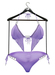 !RH / Chasta - Mesh - Bikini - Lavender