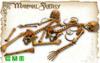 [MF] Mesh bunch of bones cranes and skeleton (boxed)