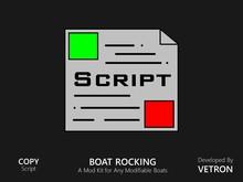 [Vetron] Boat Rocking