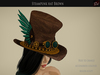 Hat brown 2