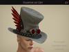 Hat grey 3