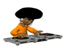 animated dj