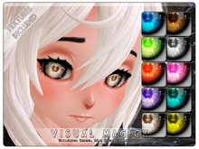 .: Visual Magick :. // Gaia Eyes 10 Pack