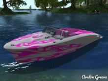 AD25H - PinkFlame Theme