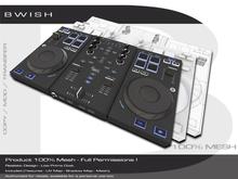 BWish - DJ Controller MP3 Mix Mesh Full Permissions