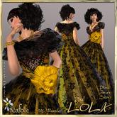 Hud Omega Applier - LOLA bal jaune