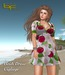 Babele Fashion :: Heidi Dress Cigliege