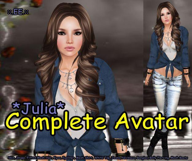 ::.EE.:: Complete Avatar *Julia*