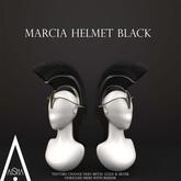 .AiShA. Marcia Helmet Black