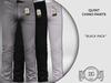 Daniel Grant Quint Chino Pants ''Pack Black''
