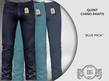 Daniel Grant Quint Chino Pants ''Pack Blue''