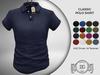 Daniel Grant Classic Polo Shirt HUD Driven 16 Textures