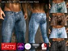 LARRY JEANS - Jeans 011 - SPECIAL 6 COLOR PACK