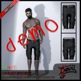 ..::Drunk Devil ::.. ~ DEMO ~ MESH Cargo Shorts