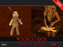 Gaagii - Voodoo Doll + AO + HUD