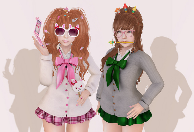 .tsg. Academy Uniform *FATPACK*