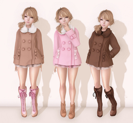 .tsg. Puffy Coat *FATPACK*