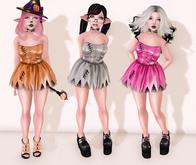 .tsg. Ghoulie Dress *FATPACK*