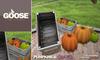 GOOSE - Pumpkins & crates.