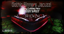 Gothic Sinners Jacuzzi