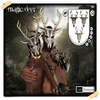 *CPN* Magic Deer