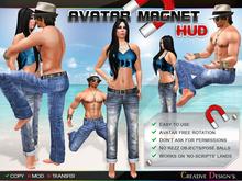 ::CreaTive DesiGn'S:: 0098 - Avatar Magnet HUD