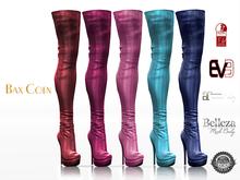 BAX Regency Boots Candy Metallic