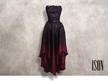 ISON - orchid gown (amethyst)