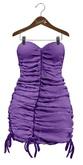 Hud Omega Applier - BRIGITTE violet velour