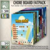 Buttonjar - Chore Board (Fatpack) - MESH