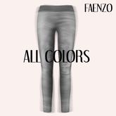 Faenzo Suede Leggings - All Colors