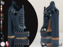 PROMO - Bens Boutique - Zaria High Heels (Slink High&TMP) Fatpack